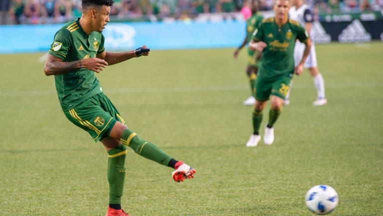 SOCCER: AUG 04 MLS - Philadelphia Union at Portland Timbers