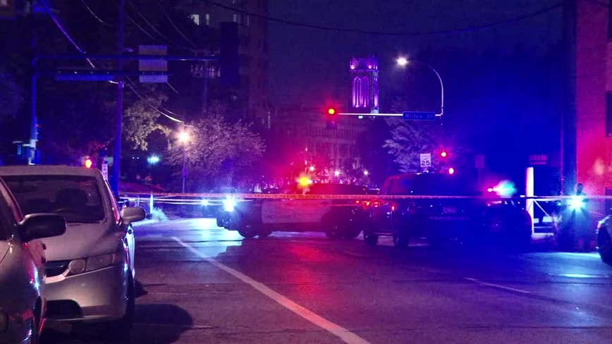 Minneapolis police investigate shootings near Loring Park, Powderhorn Park