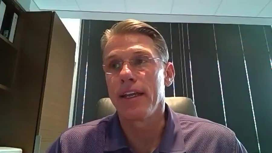 Rick Spielman shares his reason on why Kirk Cousins is right for the Vikings