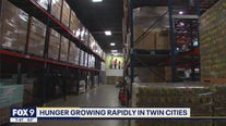 Sports teams unite to take on hunger across the Twin Cities