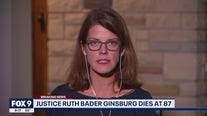 Political analyst Kathryn Pearson reflects on Ruth Bader Ginsburg's legacy