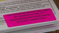 Wisconsin authorities investigate trays of mail, absentee ballots found in ditch