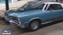 Vintage cars stolen from St. Paul body shop