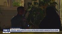 Police investigating after homeowner shoots alleged intruder