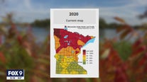 Minnesota DNR confirms fall colors ahead of schedule