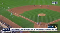 Twins playoff push begins Tuesday against Astros at Target Field