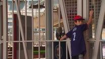 Twins fans orbit empty Target Field to support team