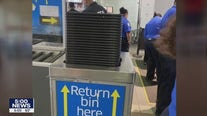Minneapolis-St. Paul Airport among 5 locations rolling out antimicrobial bins at security checkpoints