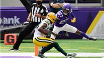 Vikings give up 522 yards, 5 TDs in 43-34 loss to Packers without fans at U.S. Bank Stadium