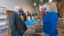 Gov. Walz begins listening tour with small businesses on pandemic's impact