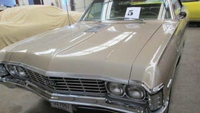 3 of 5 vintage cars stolen from St. Paul body shop recovered