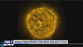 Tracking space weather - NASA ready for busy solar season