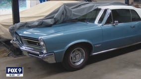 Vintage cars stolen from St. Paul body shop