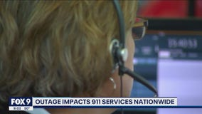 Officials work to restore 911 services after nationwide outage