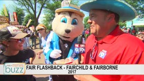 Fair Flashback: The lovable mascots Fairchild & Fariborne