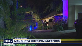 Man shot and killed in Minneapolis