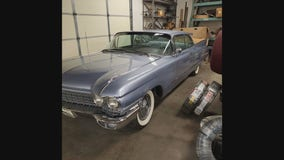 Vintage cars valued at more than $300,000 stolen from St. Paul body shop