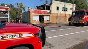 Fire destroys apartment, barbershop in north Minneapolis