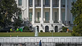 South Lawn, Rose Garden under repair after White House stages RNC events