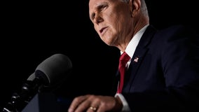 Vice President Mike Pence to attend 'Cops for Trump' event in Minneapolis next Thursday