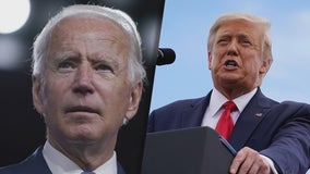 Trump, Biden host dueling campaign stops in Minnesota Friday as early voting begins