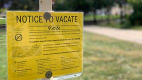 Minneapolis Park Board clears Peavey Park encampment