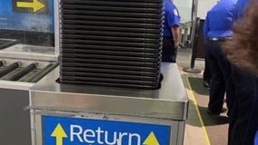 MSP Airport among 5 locations rolling out antimicrobial bins at security checkpoints