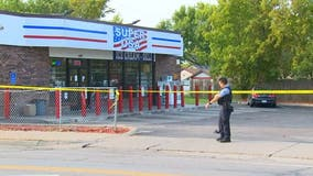 Minneapolis gas station shooting suspect charged with murder, evading police