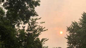 Doctor: Wildfires smoke won't cause significant health impacts for Minnesotans