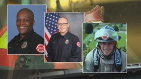 St. Paul mourns the loss of 3 firefighters in 1 week