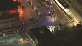 2 Los Angeles County sheriff's deputies shot in apparent ambush in patrol car