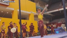 Gophers star gymnast Shane Wiskus reacts to University of Minnesota's plan to cut men's program
