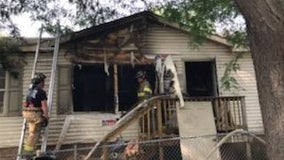 Police investigate fire at St. Paul home, one day after deadly shooting
