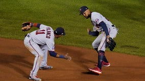 Twins beat Cubs 8-1 to clinch second straight playoff berth