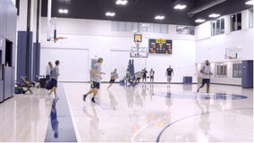 Timberwolves hold first practice in 6 months at Mayo Clinic Square