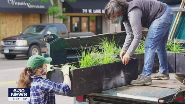 Lyn-Lake beautification project aims to restore hope to businesses after riots