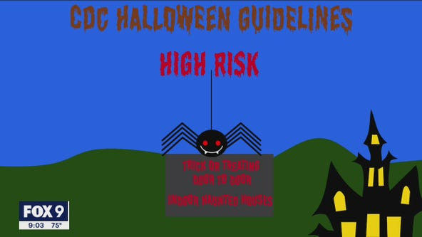 CDC releases guidelines on celebrating Halloween amid pandemic