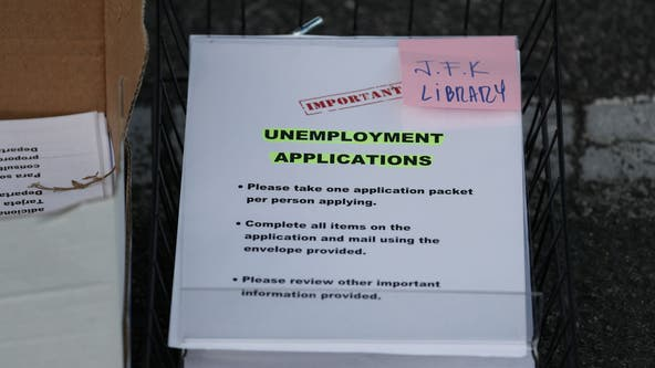 Layoffs remain elevated as 884,000 Americans seek unemployment aid
