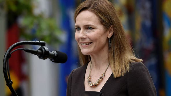 How might Amy Coney Barrett rule if confirmed to the Supreme Court?