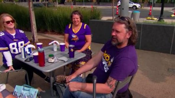 Fans, businesses looking for normal amidst most abnormal Vikings game day in Minneapolis