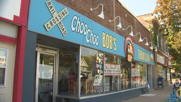 St. Paul's Choo Choo Bob's Train Store closes amid pandemic struggles