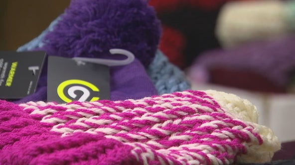 Nonprofit organization that gives out winter gear for kids struggling for supplies in pandemic