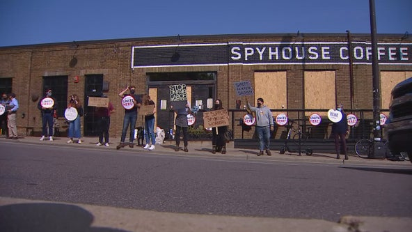 Spyhouse Coffee workers hold 1-day strike over COVID-19 working conditions