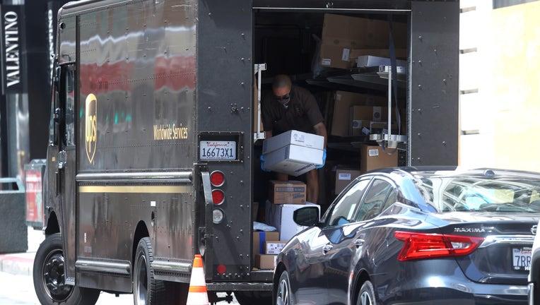 United Parcel Service Reports 13 Percent Rise In Quarterly Revenue