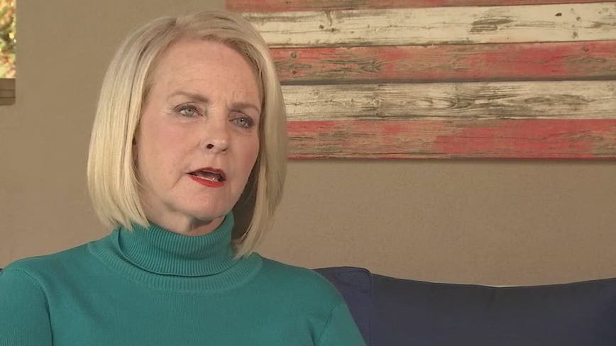 Cindy McCain explains why she's supporting Biden as she rallies virtually with Sen. Klobuchar
