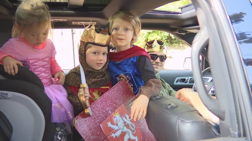 After COVID-19 cancellation, Minnesota Renaissance Festival hosts drive-thru events