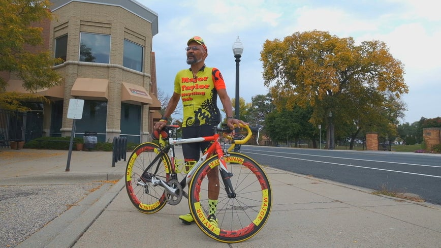 Minneapolis Black bicycling club still rolling after 2 decades looks to recruit younger members