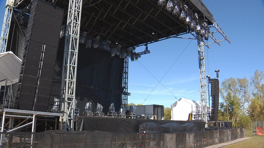 Western Wisconsin venue plans for 3,000-plus people to attend outdoor concert