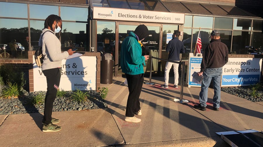 Early voting in Minnesota: How to vote by mail, in person