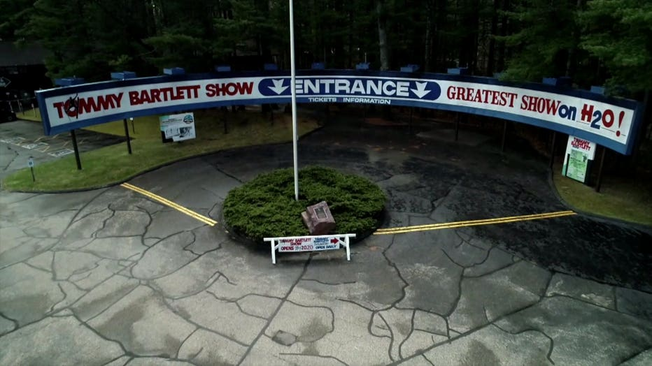 Tommy Bartlett Show, Wisconsin Dells